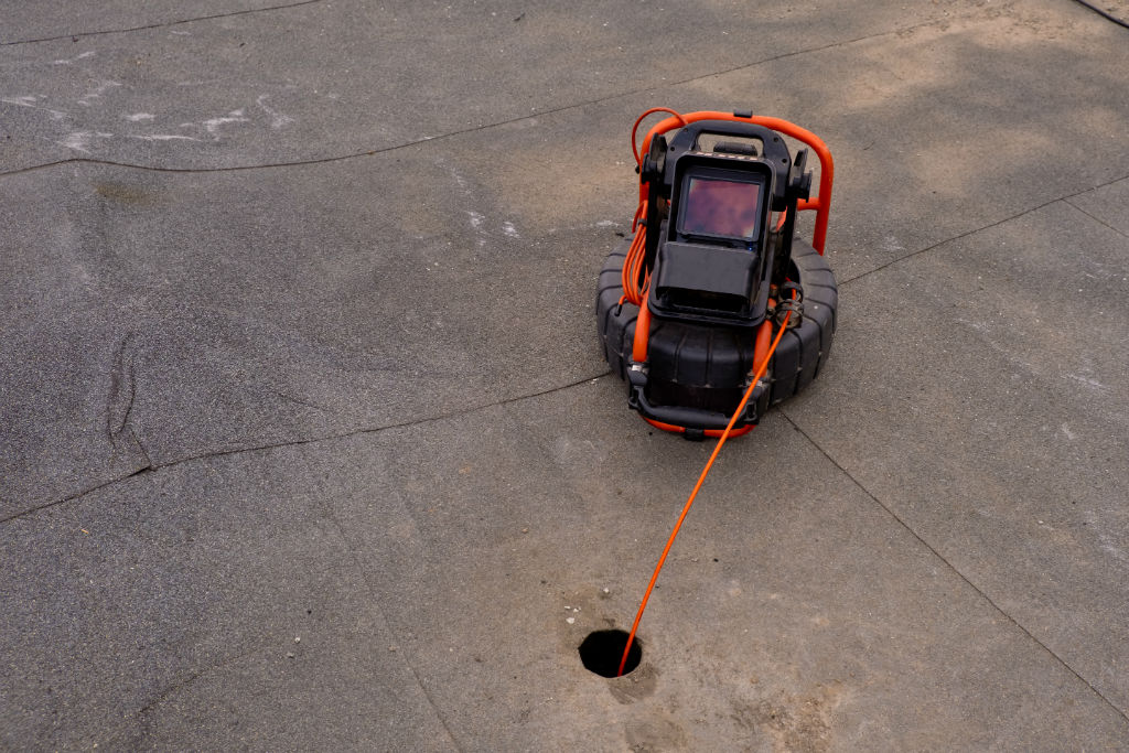 drain inspection camera services