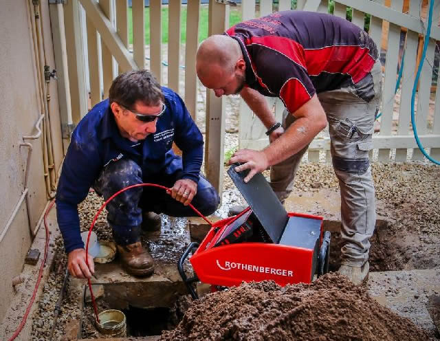 drain inspection services